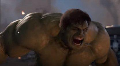 Hulk - Character Background