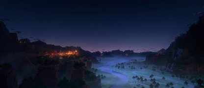 New Action Adventure Set in the Minecraft Universe