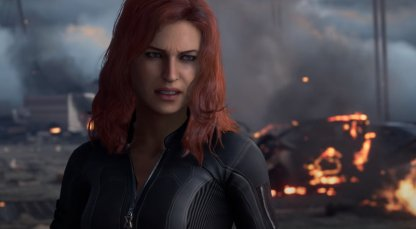 Black Widow - Character Background