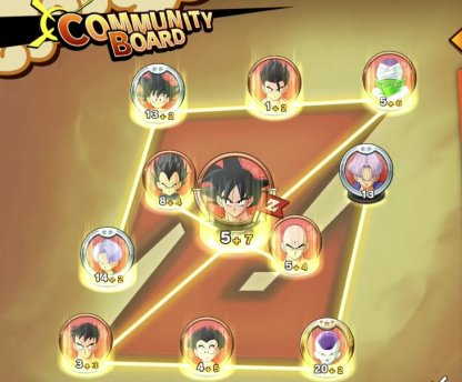 Recommended Z Warrior Community Board