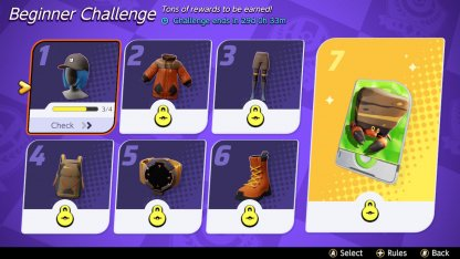 Complete Challenges & Missions