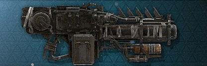 Aftershock Grenade Launcher