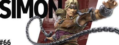 Super Smash Bros. Ultimate Simon