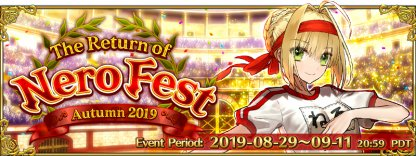 The Return of Nero Fest