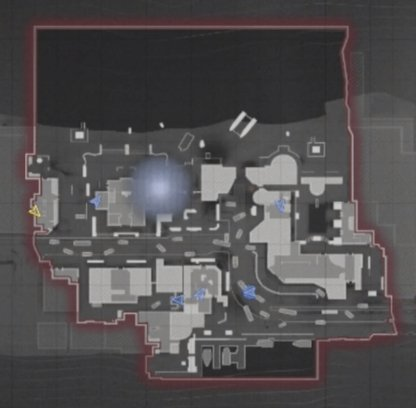 Miami Map Layout