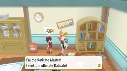 Raticate Master Trainer