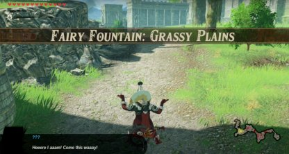 Great Fairies