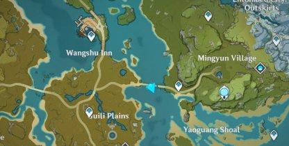 Guili Plains Fishing Spot