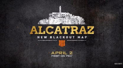 Alcatraz Map Comes First To PS4