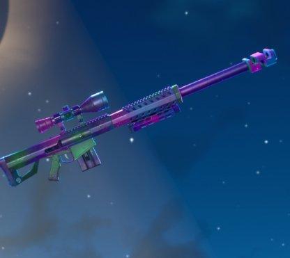 PRISMATIC EDGE Wrap - Sniper Rifle