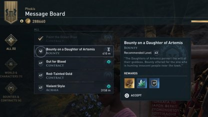 Assassins Creed Odyssey Message Board