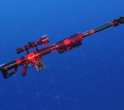 CORRUPTED Wrap - Sniper Rifle