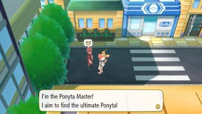 Ponyta Master Trainer