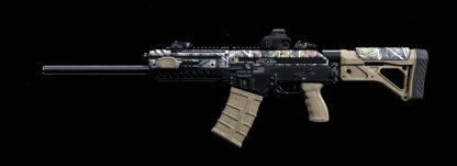 Stalker Weapon Details