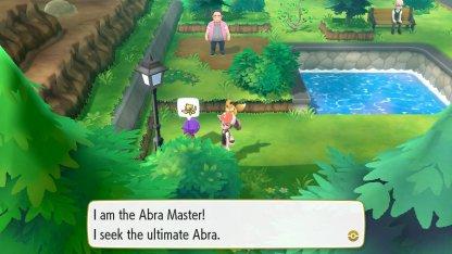 Abra Master Trainer