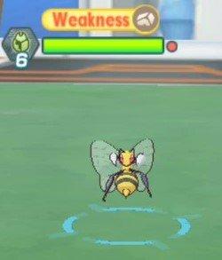 Hybrid Fight Of Bugs & Ground Types