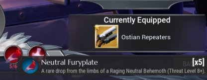 Gather Exotic Materials To Craft Exotic Gear