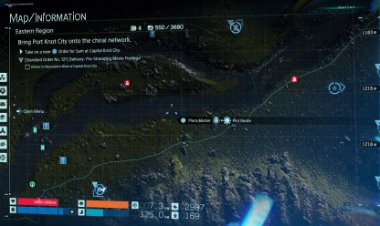 Zoom In On Map To Check Terrain