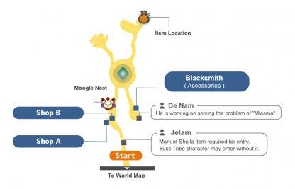 Shella Map