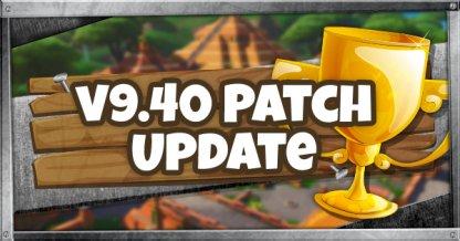 v9.40 Patch Update