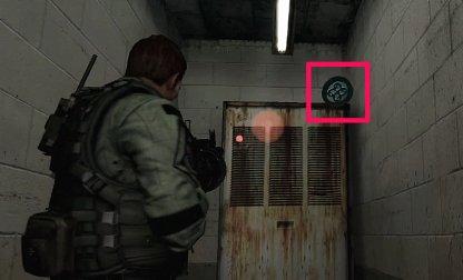 Chris Chapter 2 Emblem 4 Location