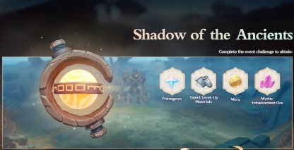 Shadow Of Ancients