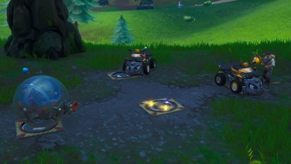 Vehicles Can Be Used To Solve The Puzzle