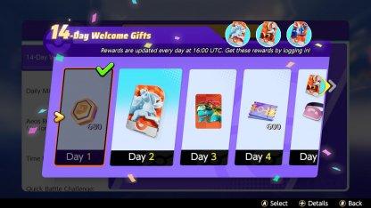 Get Pokemon & Other Rewards From Logging In