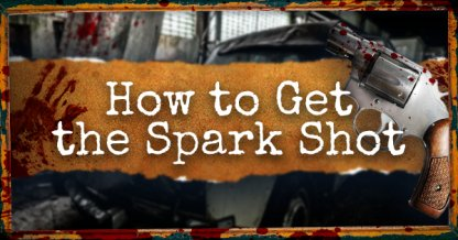 Resident Evil 2   RE2 How to Get the Spark Shot - Guide & Location