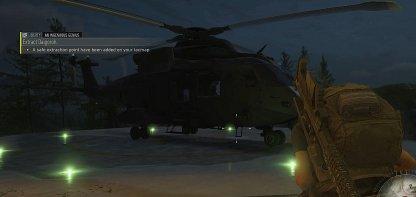 Use Chopper on Detention Center