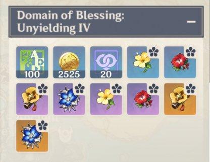 Trials & Possible Rewards