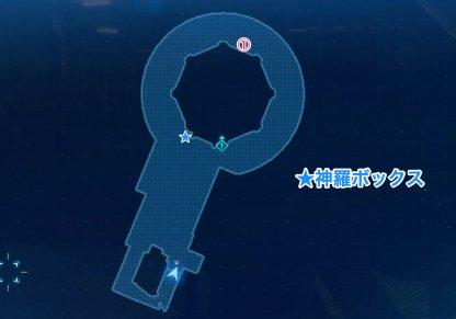 Sector 7 Pillar 3F Map