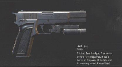 Resident Evil 2 Remake | How to Get the JMB Hp3 Handgun - Guide