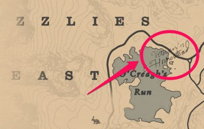 Red Dead Redemption 2 The Veteran III Stranger Mission Veteran Homestead Location