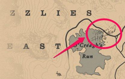 Red Dead Redemption 2 The Veteran II Stranger Mission Veteran Homestead Location