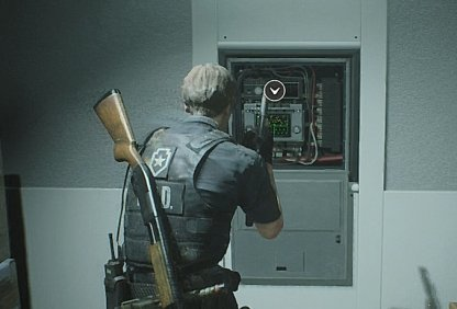 Resident Evil 2 Signal Modulator