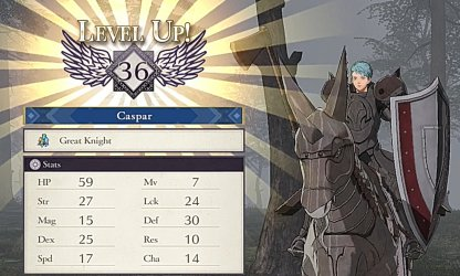 Use This Time To Level Units