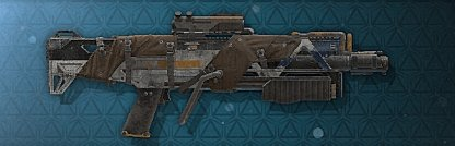 Scattershot Shotgun