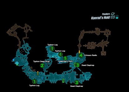 Konrad's Hold