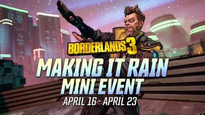 Making It Rain Mini Event