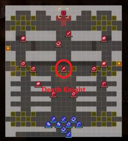 Assault at the Rite of Rebirth Death Knight Location
