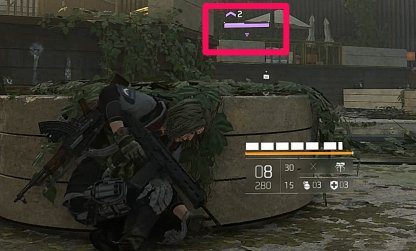 The Division 2 Watch Out For Enemies With Colored Health Bars