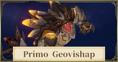 Primo Geovishap