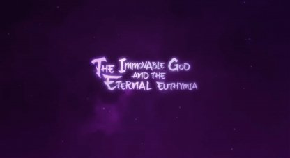 The Immovable God and the Eternal Euthymia