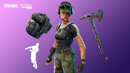 Fortnite | Free Skins from Twitch Prime, Amazon Prime, & PS4 Plus