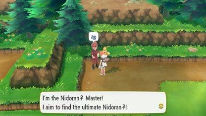 Nidoran♀ Master Trainer