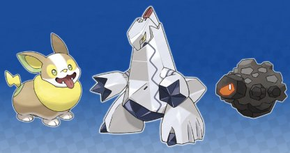New Pokemon In Galar Region