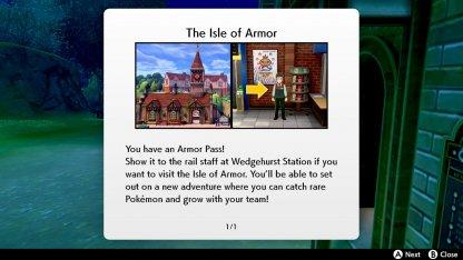 Automatically Get Armor Pass