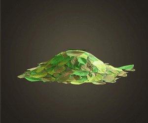 green-leaf Pile