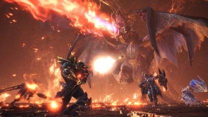 Alatreon Returns To Monster Hunter World
